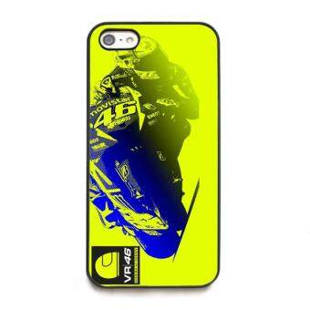 Harga phone case TPU cover Vr 46 Movistar Rossi for Apple iPhone 5 / 5s