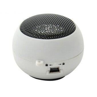 Harga Music Bluetooth Speaker (White)