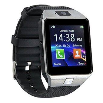 Harga Smart Watch DZ 09 Android IOS Phone Bluetooth Sim Card