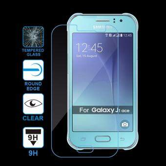 Harga Clear Tempered Glass Screen Protector for Samsung Galaxy J1 Ace