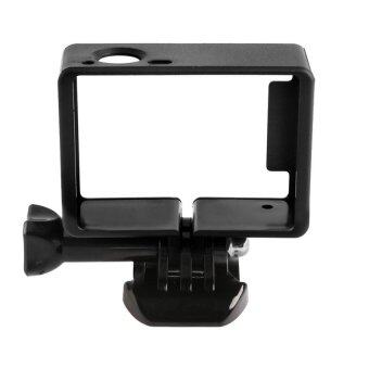Harga Standard Frame Border Housing Case Mount For GoPro Hero 3 Hero 3+ Hero 4 Black