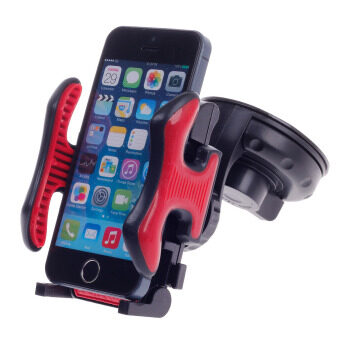 Harga Yeleno Y-1256 Universal 360 Degree Rotation Car Holder Bracket for PDA GPS Mobile Phone MP4