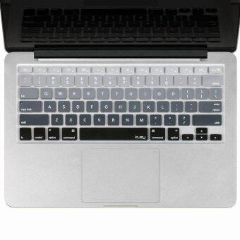 "Harga Color Silicone Rubber Keyboard Skin Cover (US Layout) for Macbook Pro 13"" and 15"" (01)"