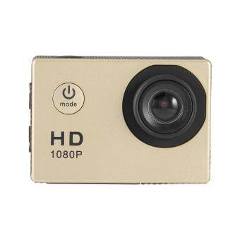 Harga GOOD 2.0 inch HD SJ4000 1080P 12MP Sports Car DV Video Action Camera Gold