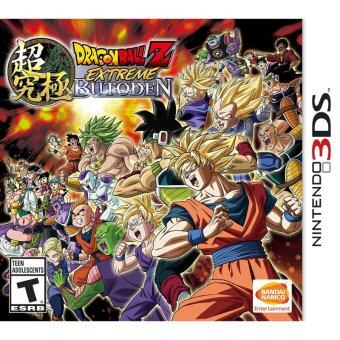 Harga 3DS Dragon Ball Z: Extreme Butoden