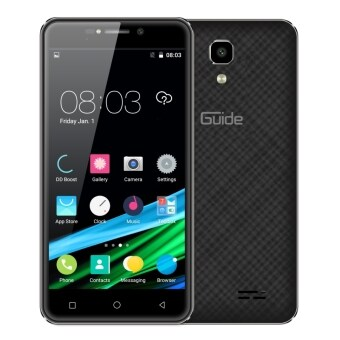 Harga Ding Ding guide A1 (2016) - 4.5Inch - QUAD CORE - 512MB+8GB (BLACK) -1 Year Ding Ding Malaysia Warranty