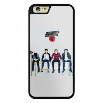 Harga Phone case for iPhone 6Plus/6sPlus 5 Seconds of Summer Bonus Target cover for Apple iPhone 6 Plus / 6s Plus
