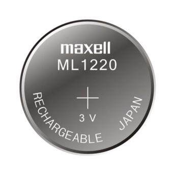 Harga Maxell ML1220 Rechargeable CMOS Battery NoteBook