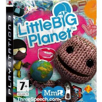 Harga Refurbished PS3 Little Big Planet