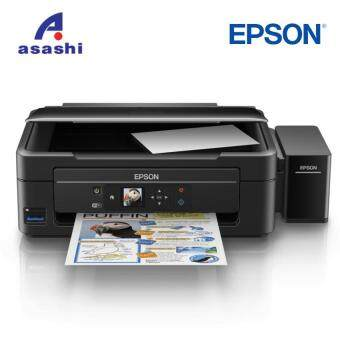 Harga Epson L485 Wi-Fi All-in-One Ink Tank Printer