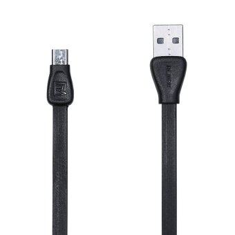 Harga Remax Martin Data Cable 1 Meter Micro USB for Android (Black)