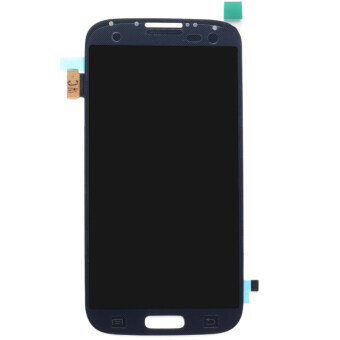 Harga LCD Display Touch Screen Digitizer for Samsung Galaxy S4/I9500 (Blue)-
