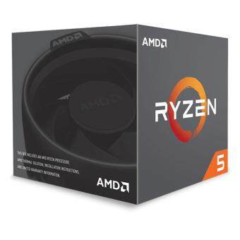 Harga AMD Ryzen 5 1400 Processor (3.4Ghz, 10MB Cache, AM4)