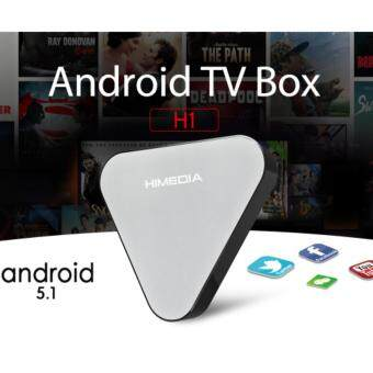 Harga Himedia H1 RK3229 Quad Core 4K H265 Ultra HD Android 5.1 Smart TV BOX