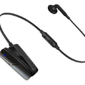 Harga I-Tech VoiceClip 3100 Mono Bluetooth In-Ear Headset (Black)