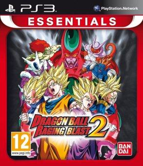 Harga PS3 Dragon Ball Raging Blast 2 English R1