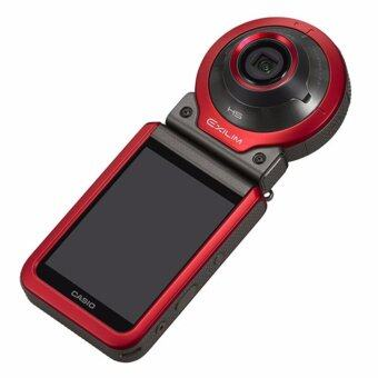 Harga Casio FR100 Action Camera (Red)