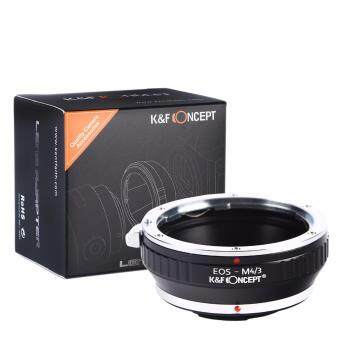Harga K&F Concept adapter for Canon EOS EF FE/S mount lens to Micro 4/3 Mount Adapter
