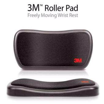 Harga 3M Roller Pad freely Moving Wrist Rest for Mouse Mice