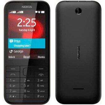 (IMPORT) Nokia 225 Dual Sim (Black)