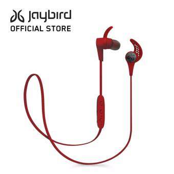 Harga Jaybird X3 Wireless Bluetooth Headphones (RoadRash Red)