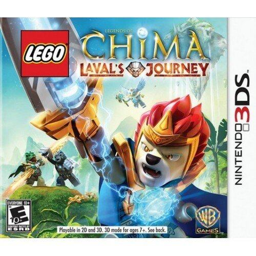Lego Chima: Laval's Journey - Nintendo 3DS