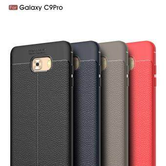 Features Luxury Soft Tpu Leather Cases Carbon Fiber Coque Cover For