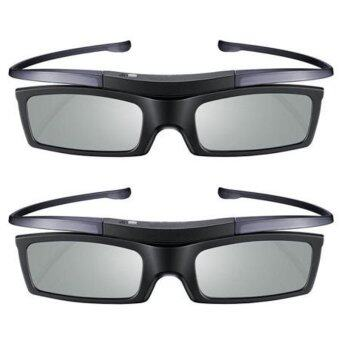 Harga M.A.K 2pc 3D Active Glasses for Samsung Sony 3D TV 4K HD UHD SUHD3D Active TV Glasses