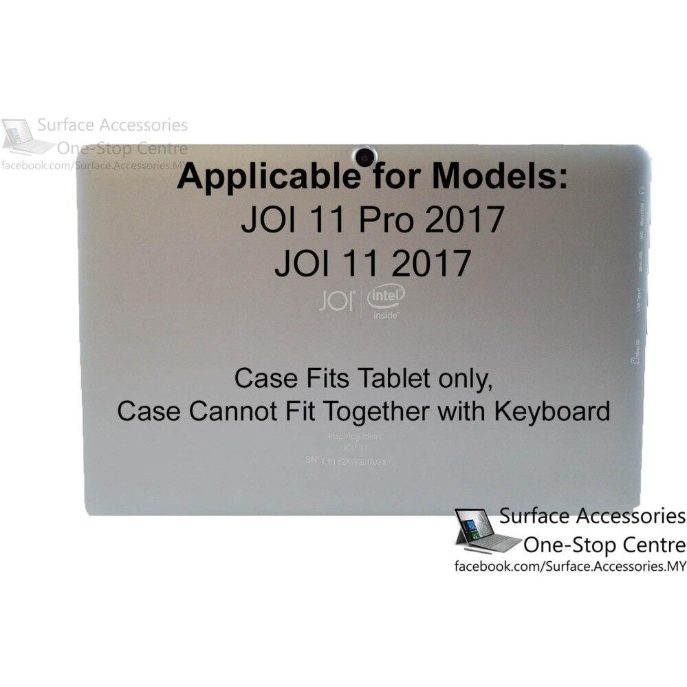 [MALAYSIA]JOI 11 PRO 2017 Case Stand Cover Full Protection Cover Ultimate Case Stand Flip Case