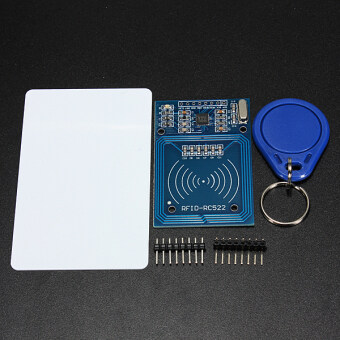 Harga MIFARE RC522 Chip IC Card Induction Module RFID Reader