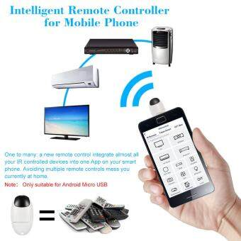 Mini Infrared Wireless Remote Control For Android Micro USB Universal Mini Portable Smart IR Remote Controller