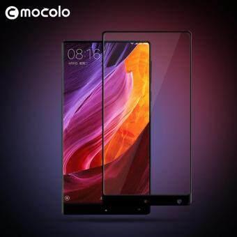 b28c90a3003 MOCOLO Silk Print Arc Edge Full Coverage Tempered Glass Screen Protector  Film for Xiaomi Mi Mix