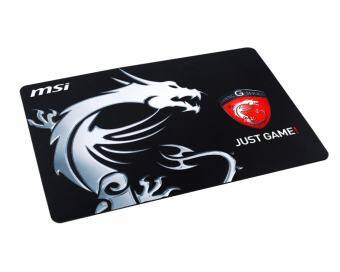 Harga # MSI JUST GAME MOUSE PAD #