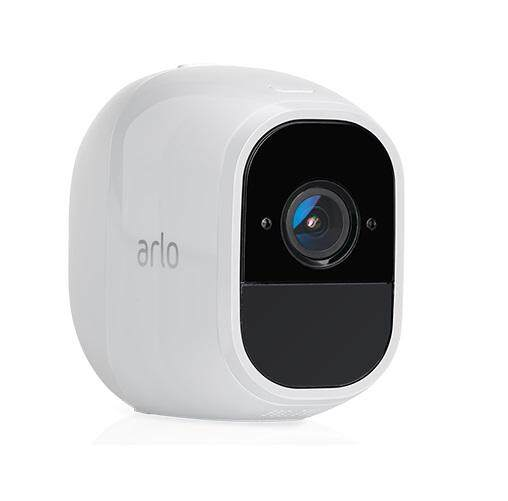 Netgear Arlo Pro 2 Full HD Quality Smart Security System with 4 Cameras - VMS4430P