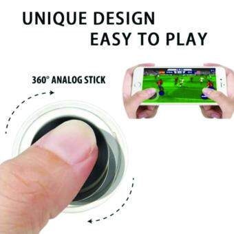 [NEW] Fling Mini Joystick Controller Gamepad For All Touch ScreenPhone & All Games Mobile