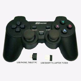 (NEW) Smart Wireless Gamepad Controller for Smartphone,Tablet,Smart TV,TV Box & PC - GoTogether