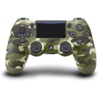 [New Version] DualShock 4 Wireless Controller for PlayStation 4 (Camouflage) - 1