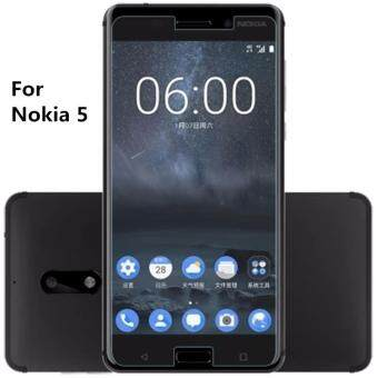 Nokia 5 Tempered Glass Screen Protector 9H Round Edges