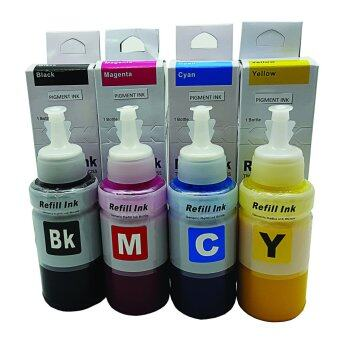 Harga Original Pigment Ink for Epson L-series ( C,M,Y,K)