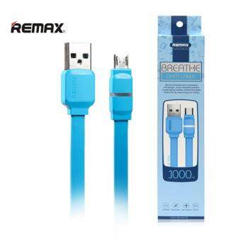 Original REMAX Breathe Data Cable RC-029m Charging Data Micro USB Cable for Android
