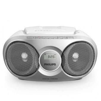 Harga Philips FM/CD Radio With Dynamic Bass Boost AZ215S ( Silver Colour)