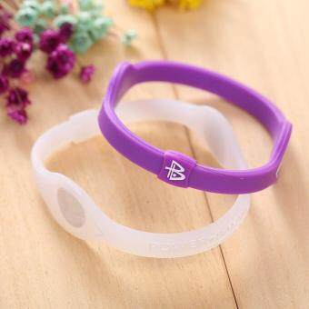 Harga Power Balance Energy Health Bracelet Silicone Hologram Code RandomColor