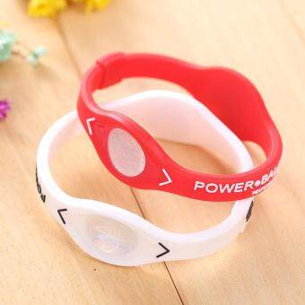 Harga Power Balance Energy Health Original Bracelet Silicone HologramRandom Color
