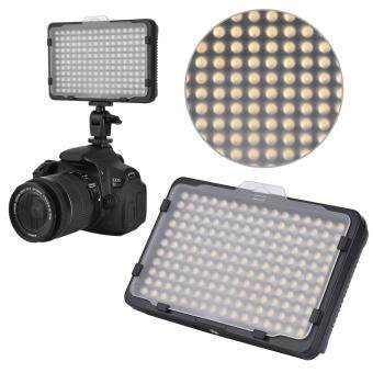 Protable Photography Camera Light LED Video Fill Light for DSLR NP-F550/750