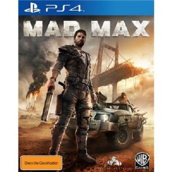 PS4 Mad Max R2