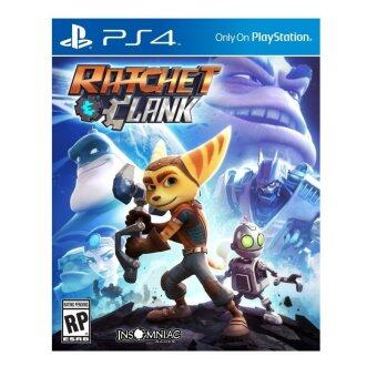 (PS4) Ratchet & Clank (RALL/ENG)