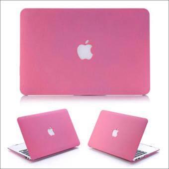Fitur Macbook Laptop Protective Case 13 Inch Air Metal Pink Dan
