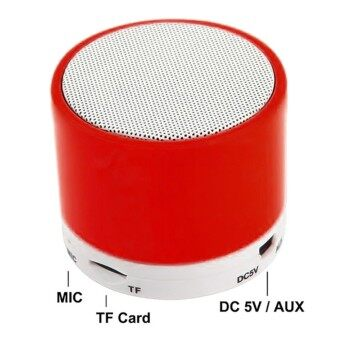 Rondaful S10 Stereo Bluetooth Speaker Support U Disk TF Card Universal Mobile Phone Music Mini Wireless