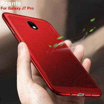 Rzants For Galaxy J7 Pro Ultra thin?Heat dissipation?Hard Back Case For Samsung