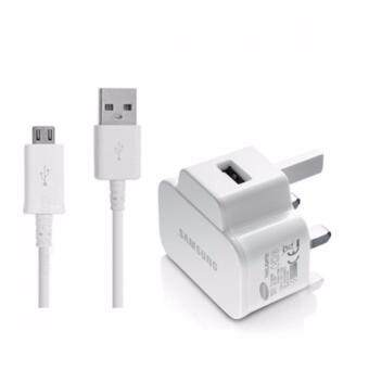 Samsung 2.1A High Speed Charger with Mirco USB Cable (White)